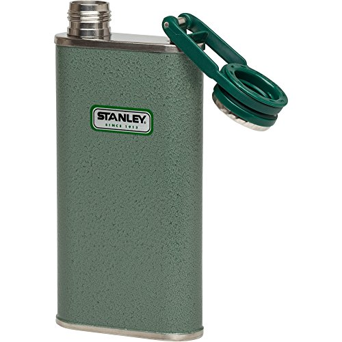 10-00837-045 Термос STANLEY Classic Pocket Flask Фляга 0.23L Зеленая