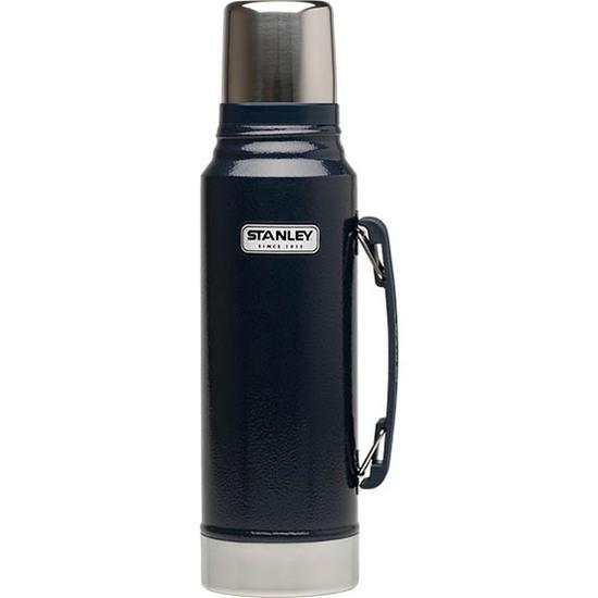 10-01254-042 Термос STANLEY Classic Vacuum Flask 1 L Синий