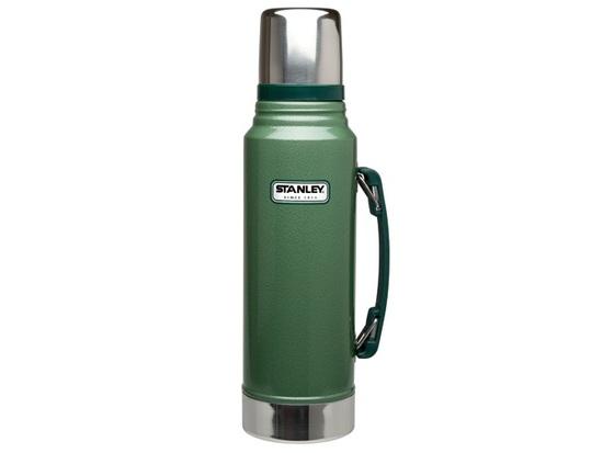 10-01254-038 Термос STANLEY Legendary Classic 1 L Зеленый