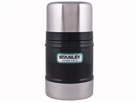 10-00811-013 Термос STANLEY Classic Vacuum Food 0.5L Синий