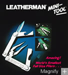 Leatherman PST Mini Ad