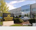 Leatherman retail store