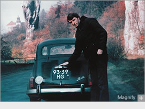 Tim and the Fiat